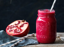 Detox Beet and Ginger Smoothie