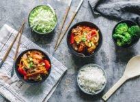 Seitan süß-sauer –eine vegane Proteinbombe