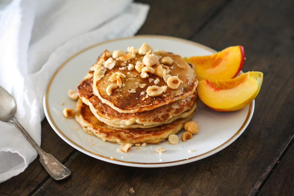 Frühstücks Pancakes-1