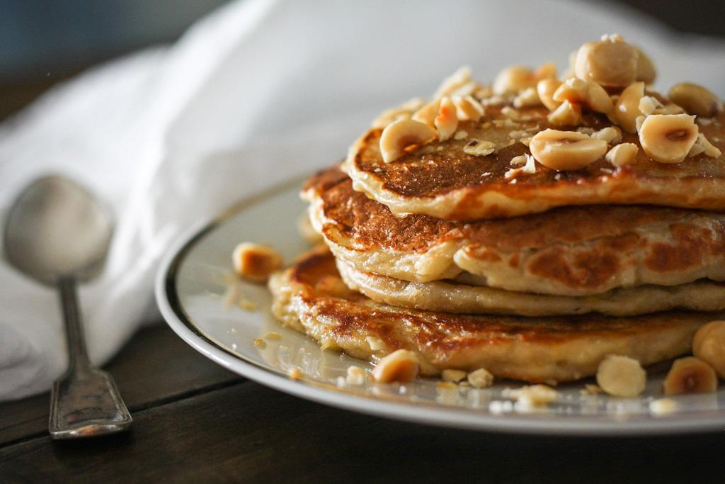 Frühstücks Pancakes-3