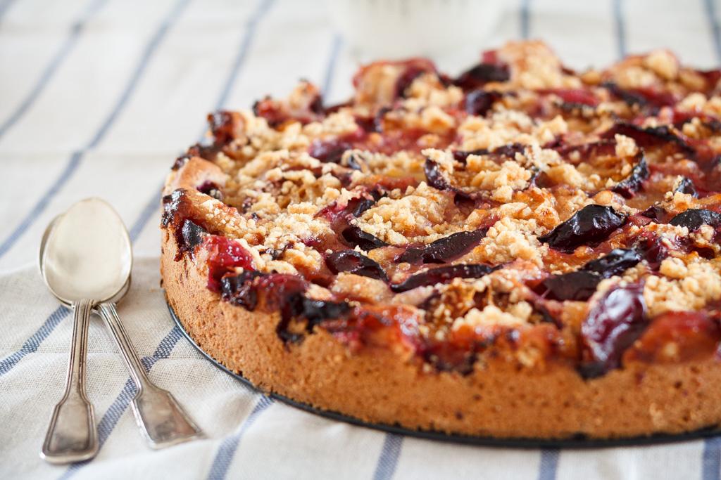 Herbstlicher Zwetschgenkuchen · Eat this! Foodblog • Vegane Rezepte ...