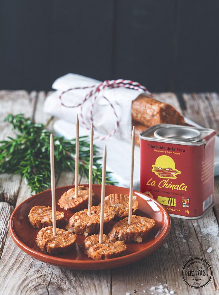 Vegane Chorizo