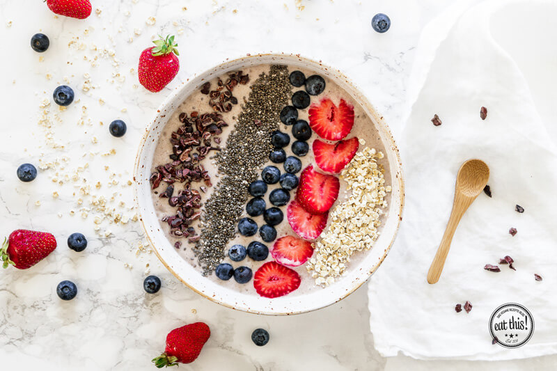 Superfood-Smoothie-Bowl