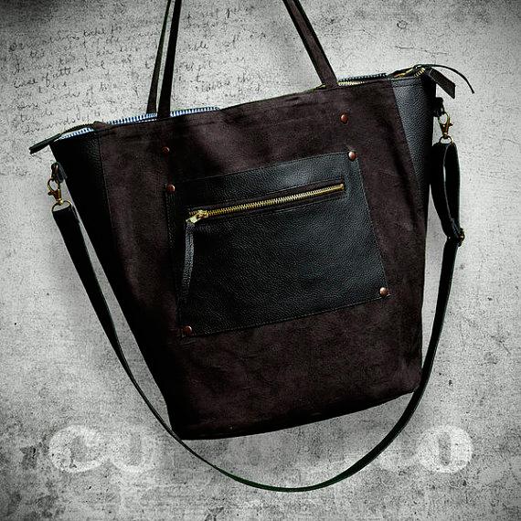 Eimer-Tasche