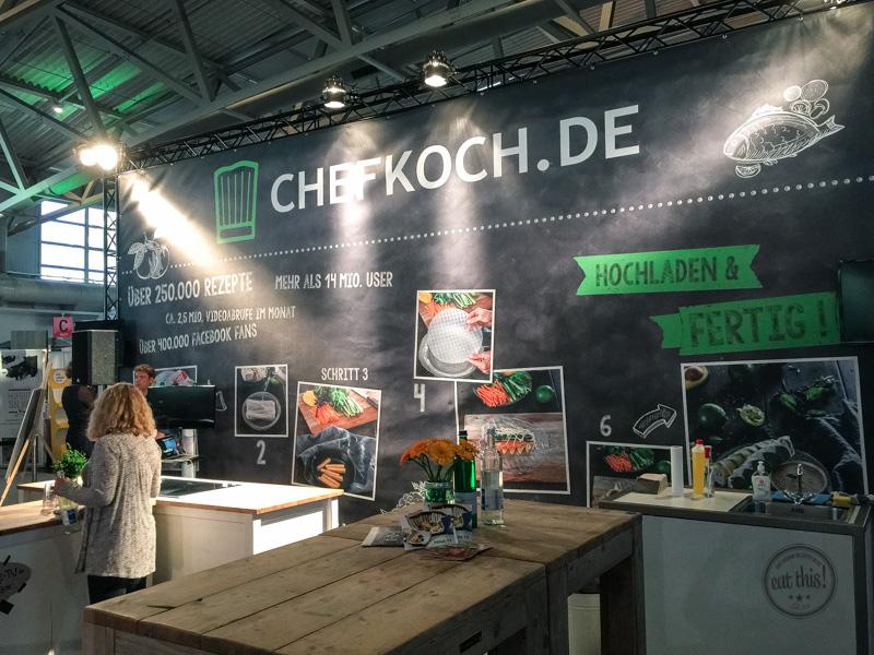Chefkoch.de - Workshops auf der eat+lifestyle
