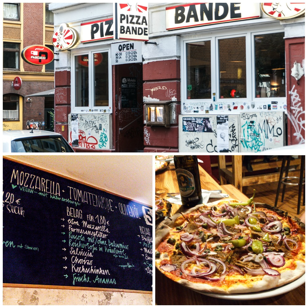 Hamburg Vegan - Pizzabande