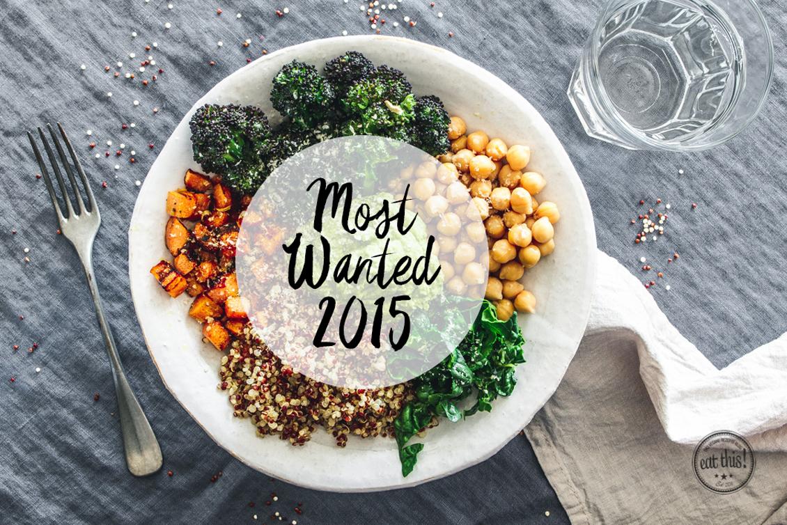Die Top 10 aus 2015