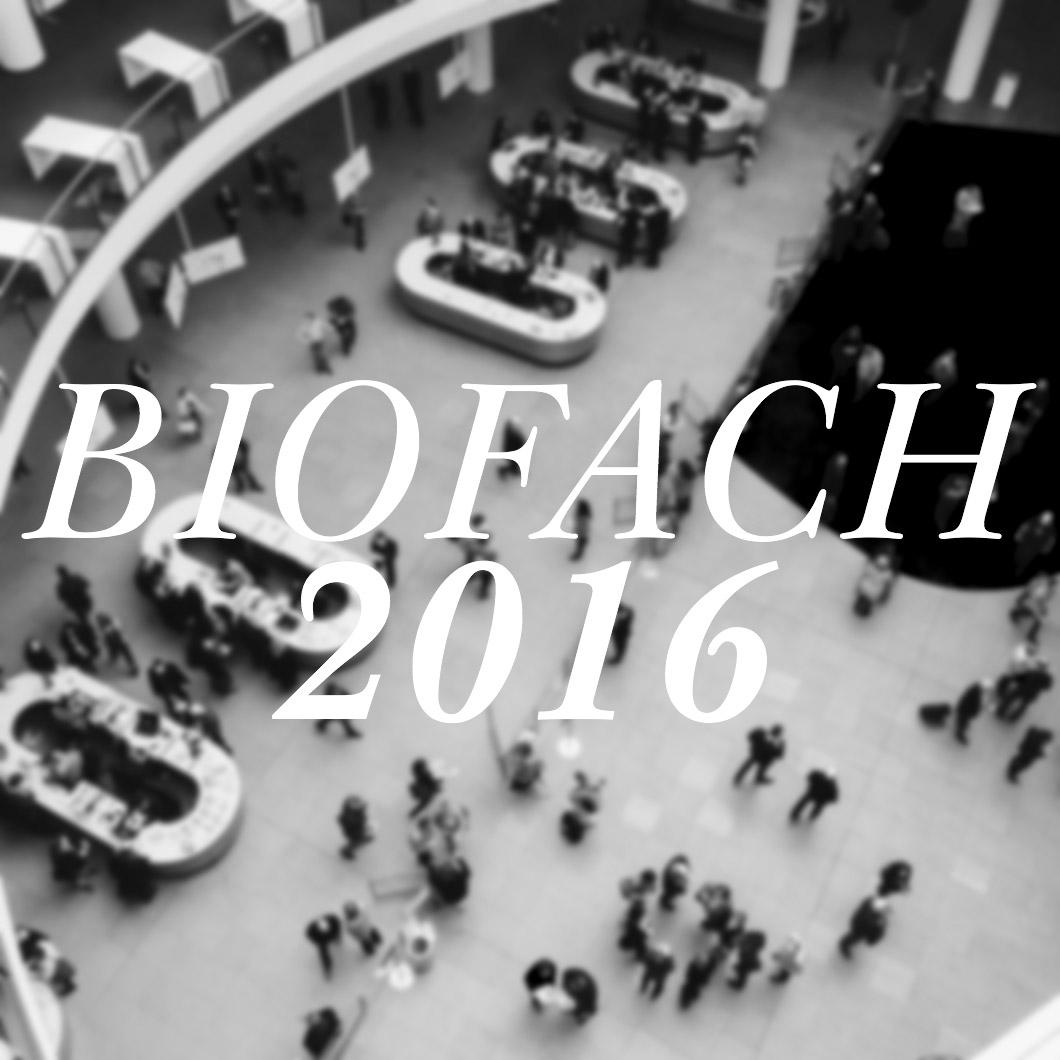 eat this - Biofach 2016
