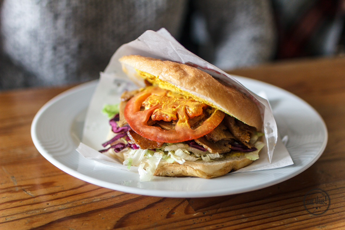 München vegan • Royal Kebabhaus