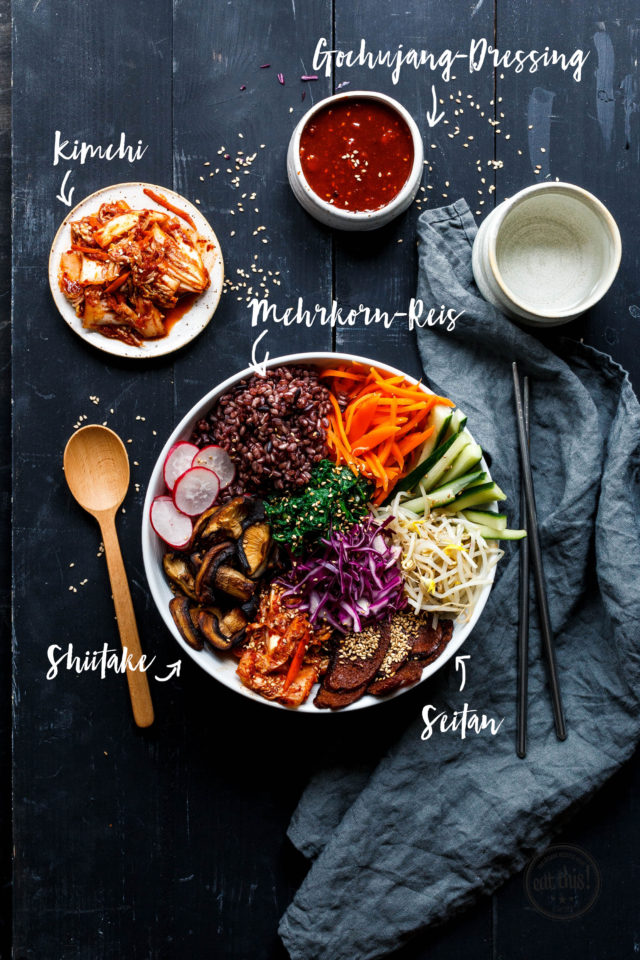 Good Life Bibimbap-Bowl