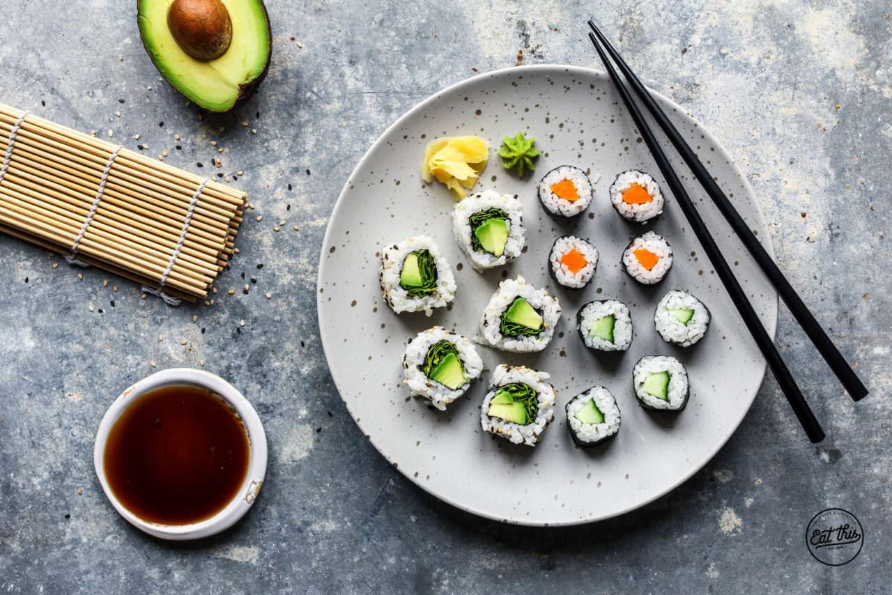 veganes sushi selber machen sushisessions no 1 eat this foodblog vegane rezepte stories. Black Bedroom Furniture Sets. Home Design Ideas