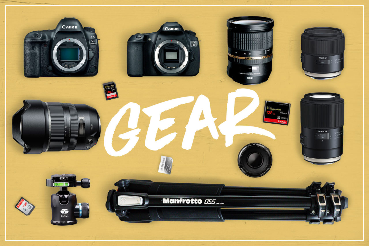 Unser Fotoequipment • Eat this!