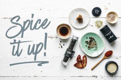 5 Wege, wie du dein Essen im Büro aufpeppen kannst - Pfeffer
