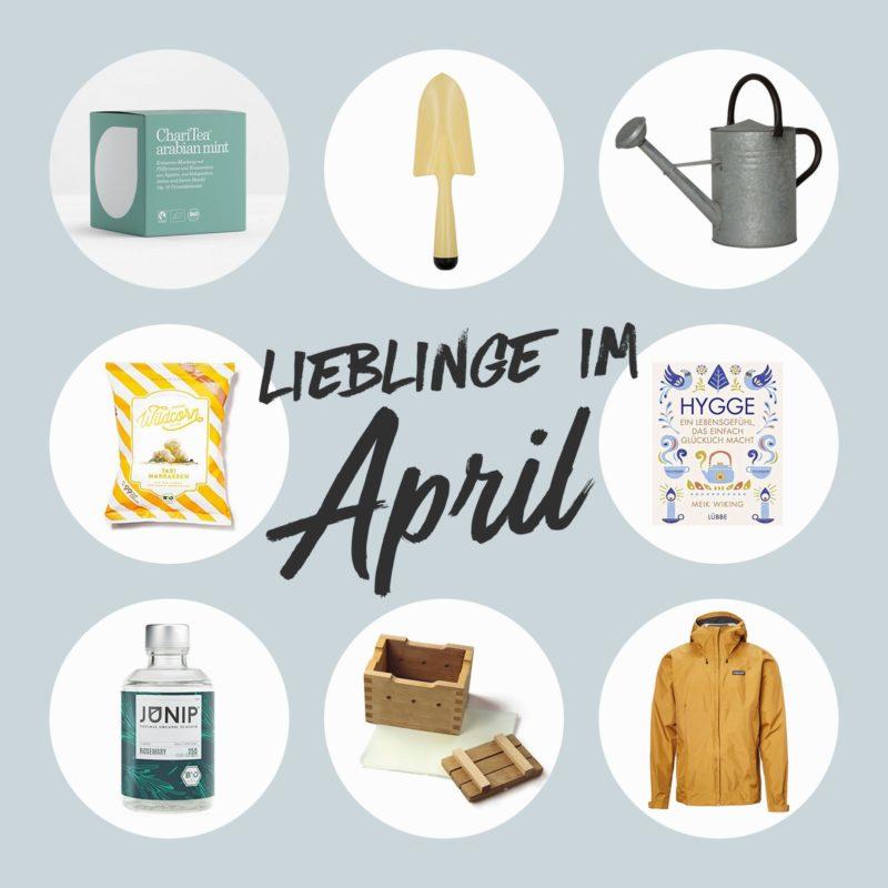 Unsere Lieblinge No. 5 – April 2017