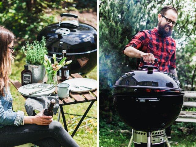 Vegan grillen kann jeder von Nadine Horn & Jörg Mayer