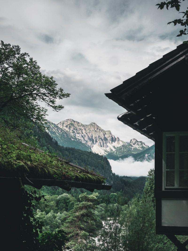 Herzhafter crunchy Trail Mix und mit der Bahn nach Neuschwanstein