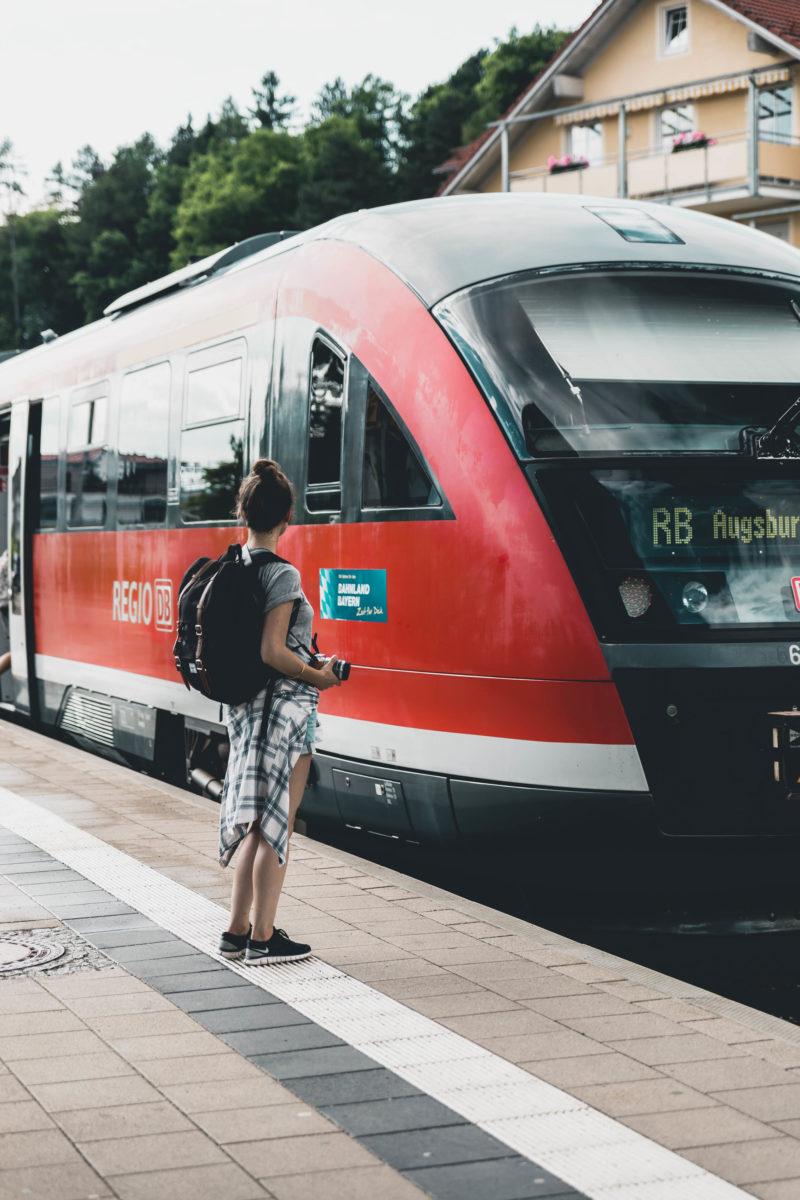 Stadt-Land-Fluss der DB Regio Bayern