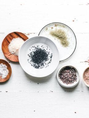 Was du schon immer über Salz wissen wolltest