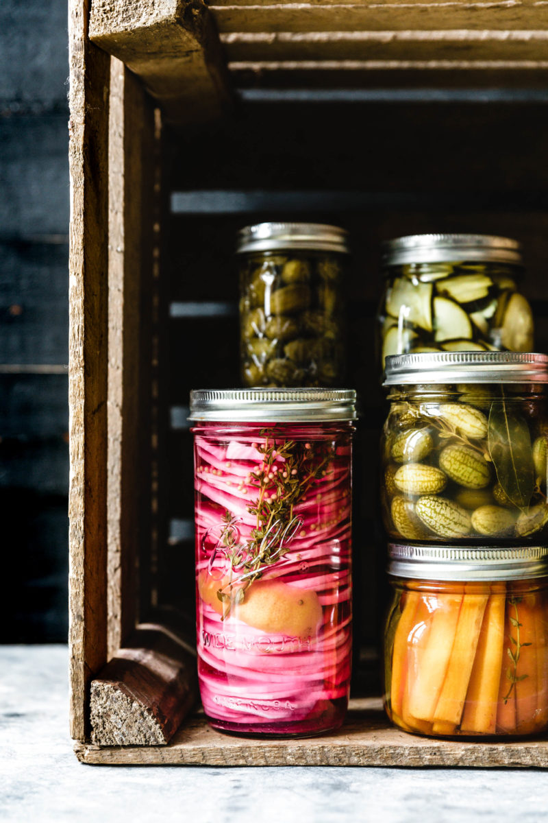 Der ultimative Quick-Pickle-Guide