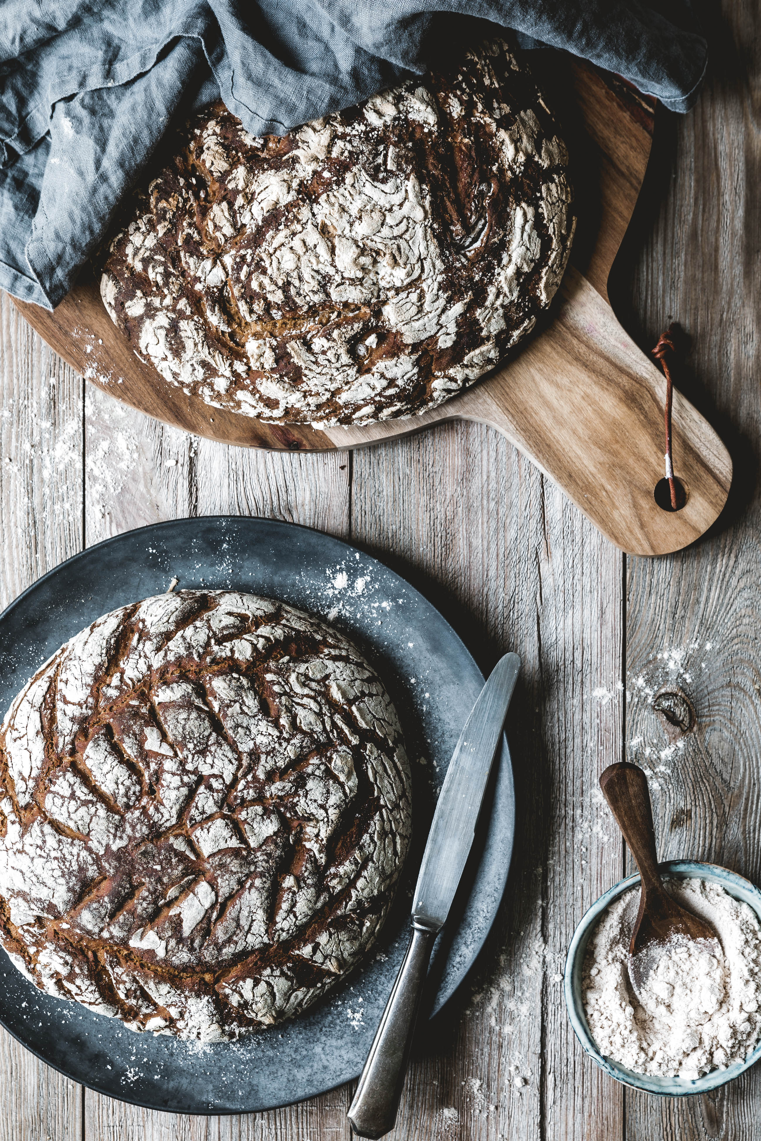 Richtig Gutes Brot Backen Mit Sauerteig Eat This Foodblog