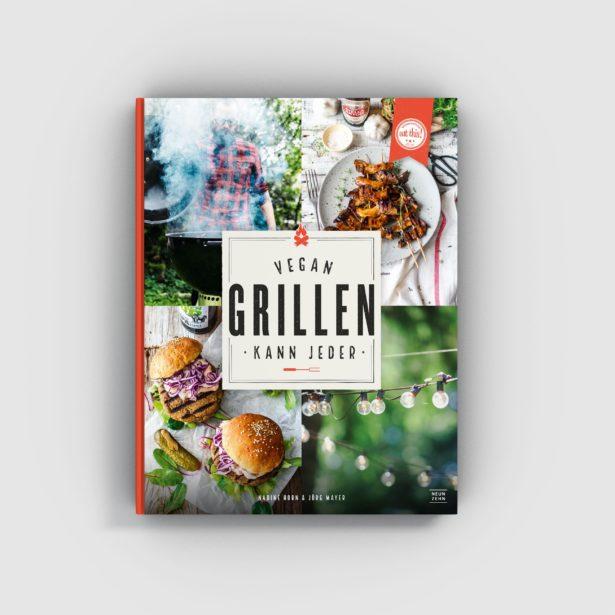 Vegan grillen kann jeder – Cover – Eat this Kochbuch