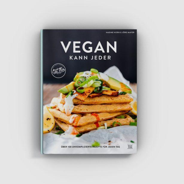 Vegan kann jeder – Cover – Eat this Kochbuch