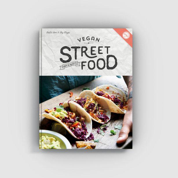 Vegan Street Food – Cover – Eat this Kochbuch