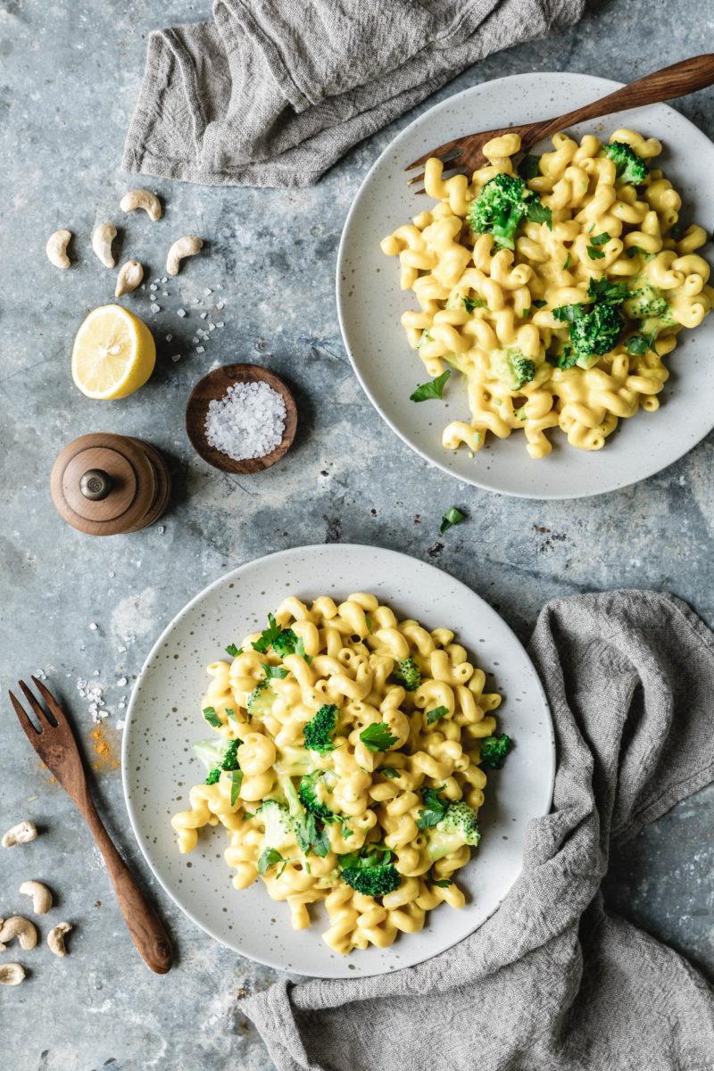 Die besten veganen Mac & Cheese