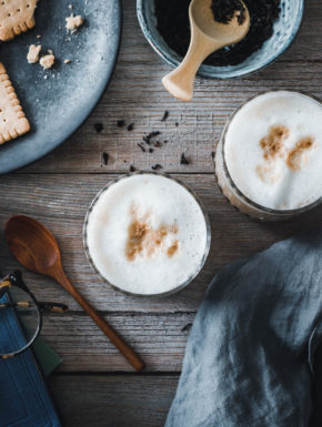 London Fog – Earl Grey Latte mit Vanille