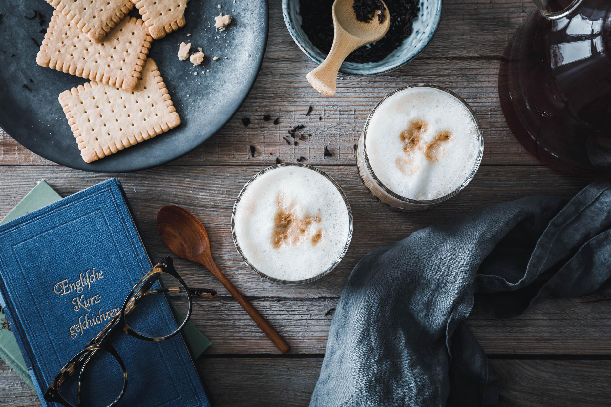 London Fog – Earl Grey Latte mit Vanille