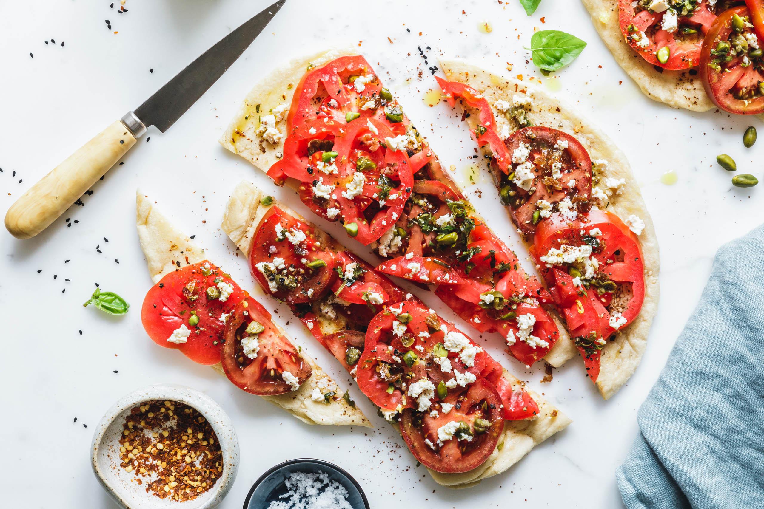Das beste Tomatenbrot der Welt