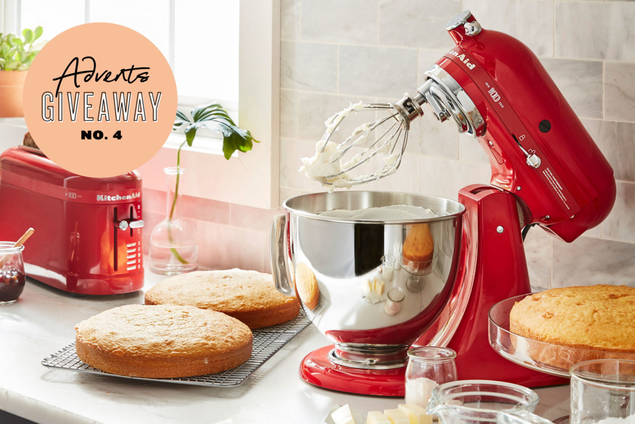 Adventsgewinnspiel KitchenAid