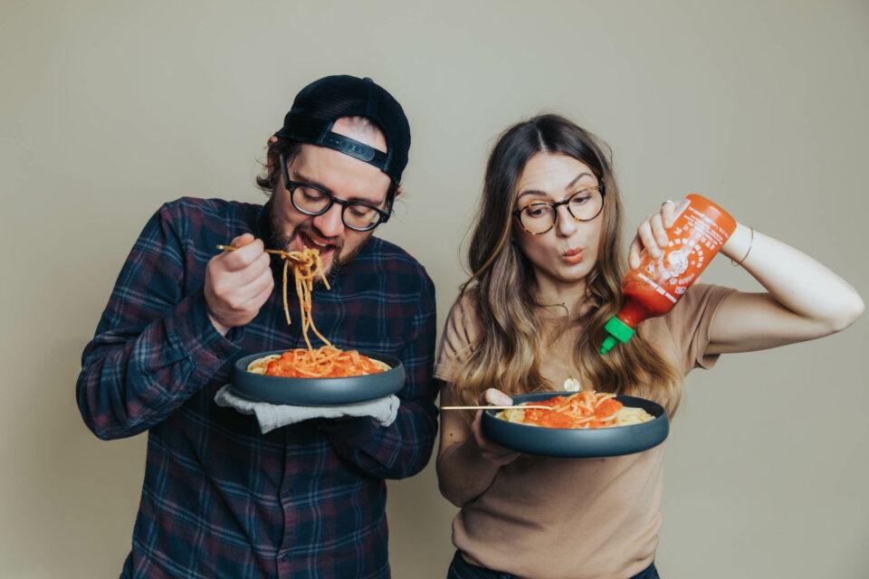 Eat this! Autoren Nadine Horn & Jörg Mayer