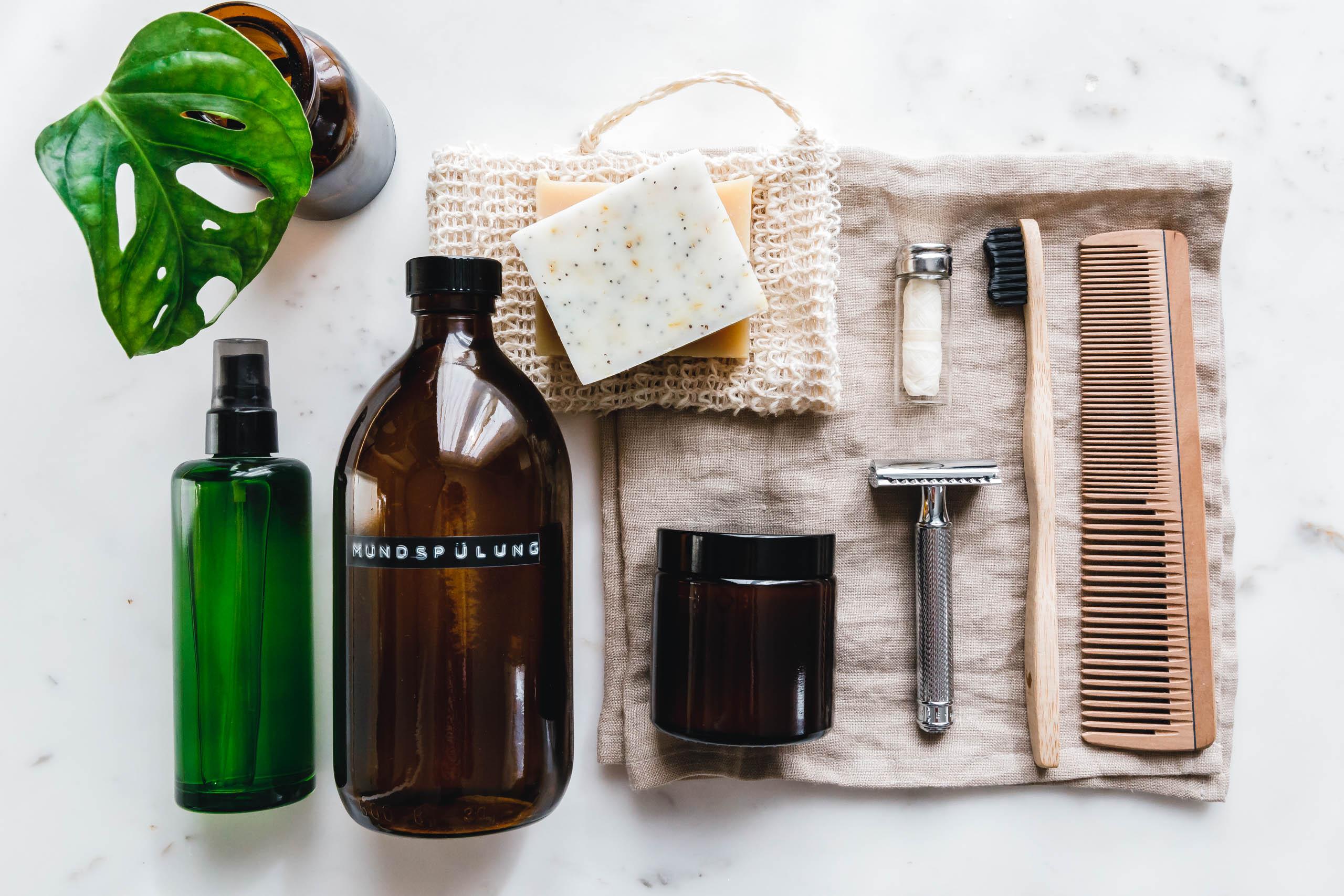 Zero Waste im Bad – Unsere gesammelten Tipps für weniger Müll