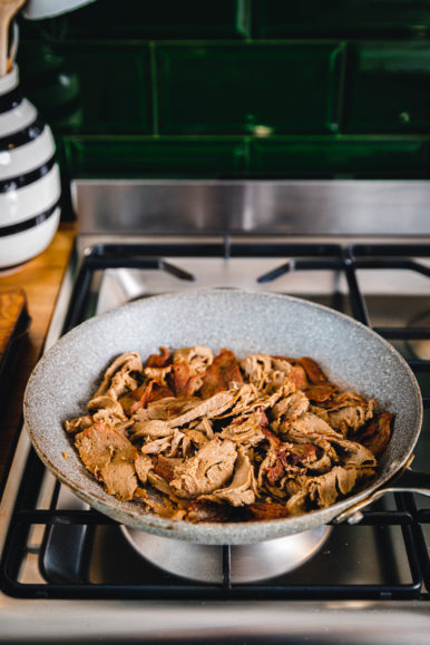 Vegan Beef and Broccoli –Brokkoli-Stir-fry mit Seitan
