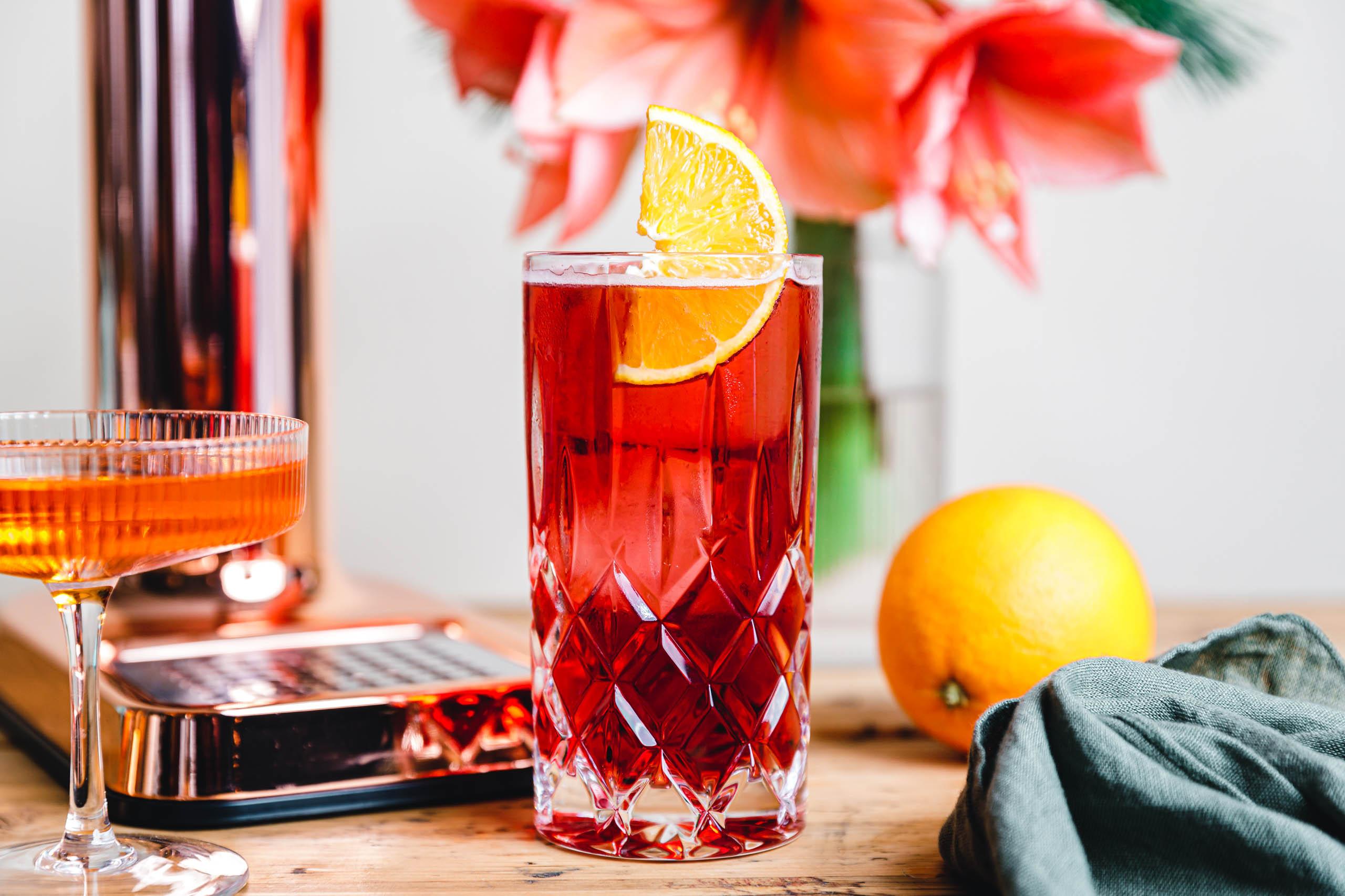 Veganer Americano –unser liebster Aperitif-Cocktail