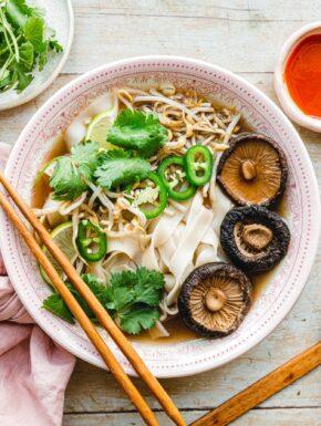 Pho Chay – die beste vegane Pho